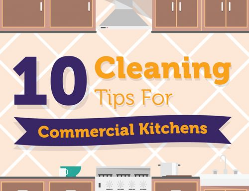 10 Cleaning Tips For Commercial Kitchens